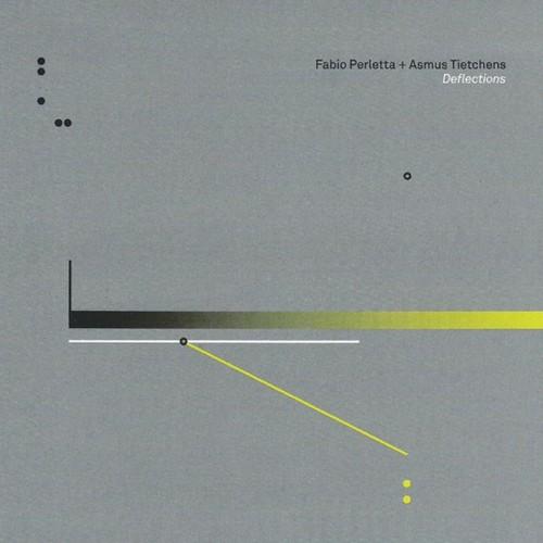 Asmus Tietchens & Fabio Perletta - Deflections CD