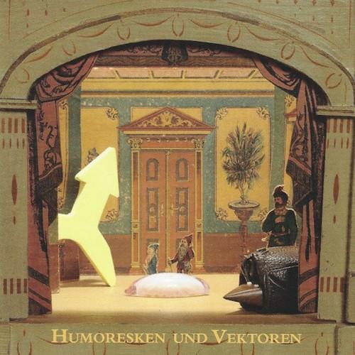 Asmus Tietchens - Humoresken und Vektoren CD