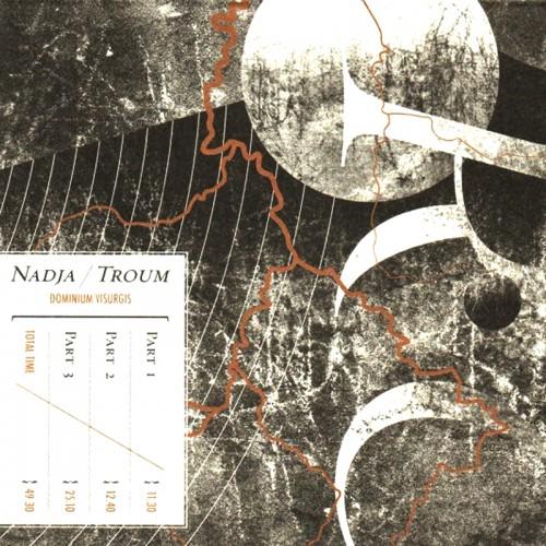 NADJA / TROUM - Dominium Visurgis CD