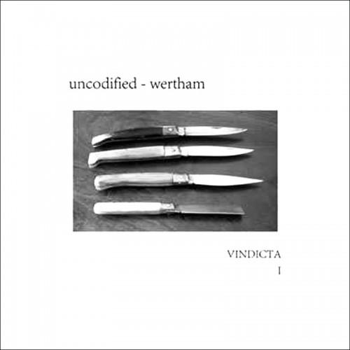 UNCODIFIED - WERTHAM 'Vindicta I' CD