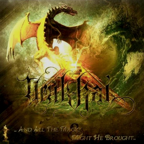 URUK-HAI - ... And All The Magic & Might He Brought... CD