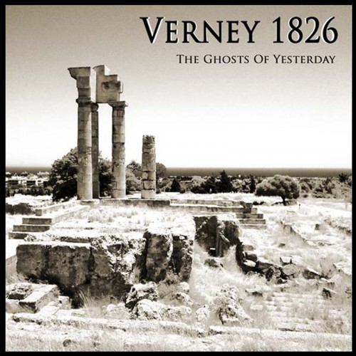 VERNEY 1826 - The Ghosts Of Yesterday CD