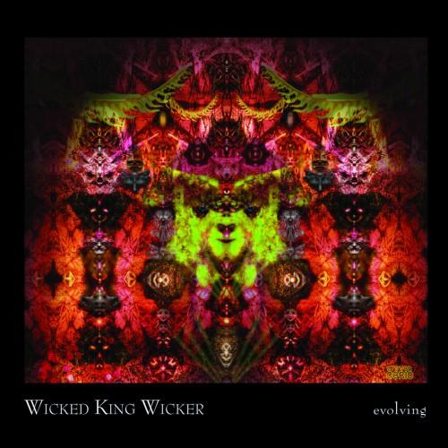WICKED KING WICKER - Evolving CD