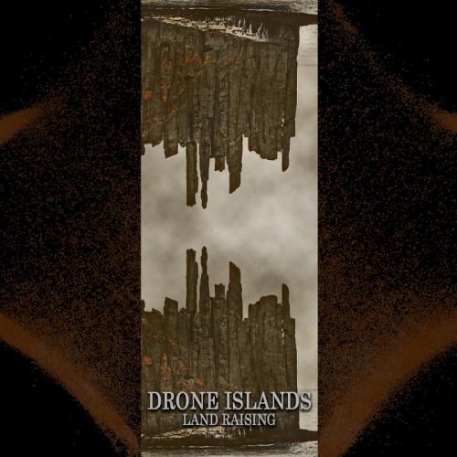 V/A 'Drone Islands - Land Raising' CD