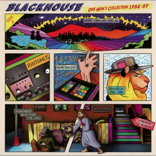 BLACKHOUSE - One Man's Collection CD