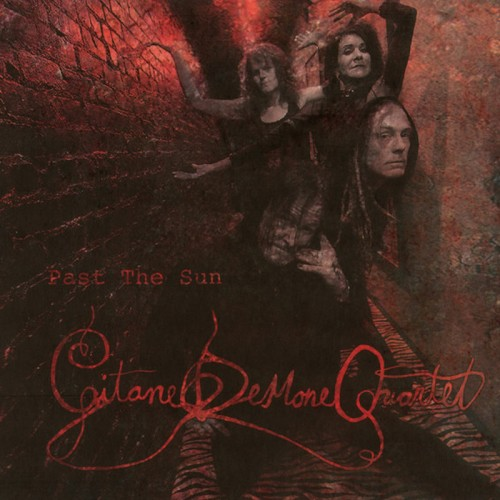 GITANE DEMONE QUARTET - Past The Sun CD