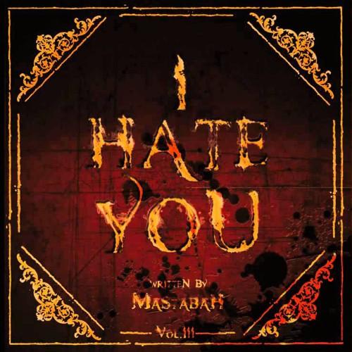 MASTABAH - I Hate You CD