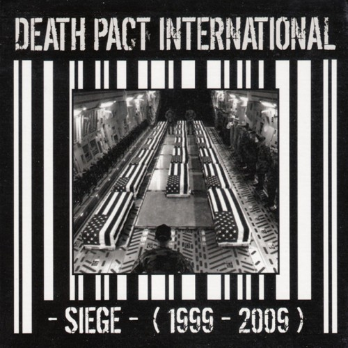 DEATH PACT INTERNATIONAL 'Siege (1999-2009)' CD BOX