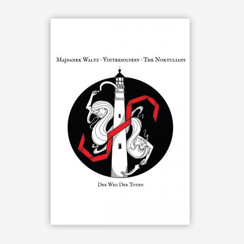 MAJDANEK WALTZ • VINTERSOLVERV • THE NOKTULIANS - Der Weg...