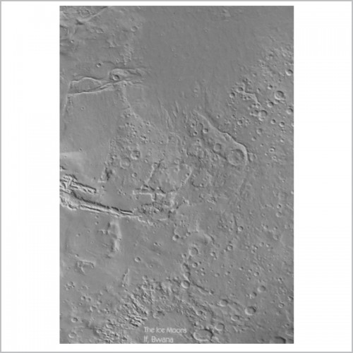 IF, BWANA - The Ice Moons CD