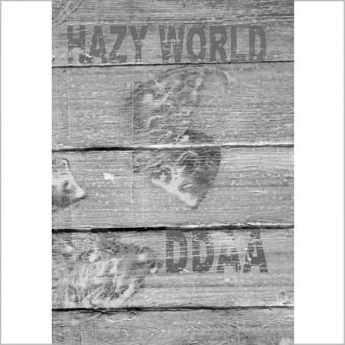 DDAA - Hazy World CD