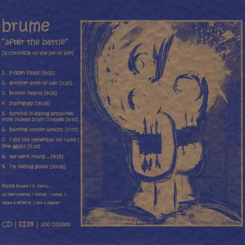 BRUME - After the Battle CD