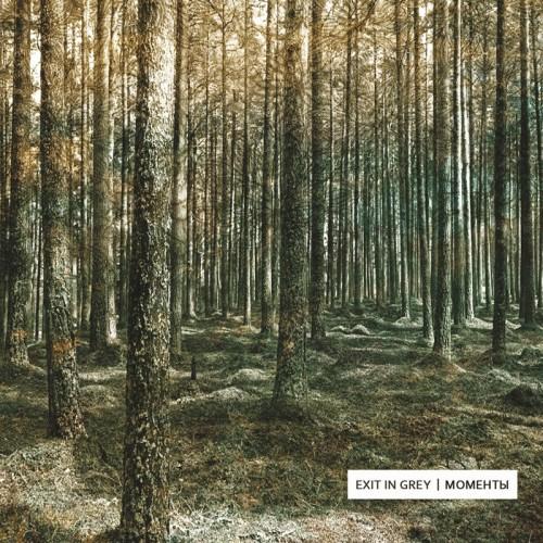 EXIT IN GREY – Моменты (Momenty) CD