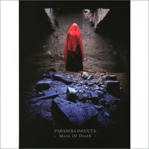 PARANOIA INDUCTA - Maze of Death CD