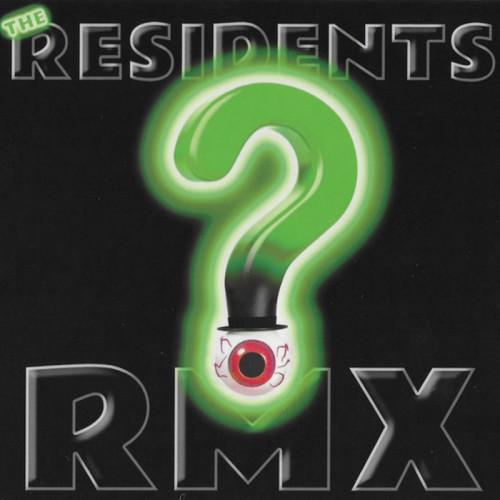 THE RESIDENTS – RMX CD
