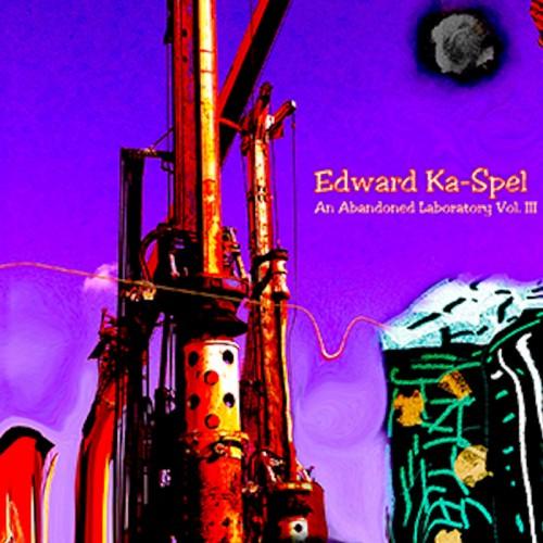 EDWARD KA-SPEL 'An Abandoned Laboratory Volume 3' CD