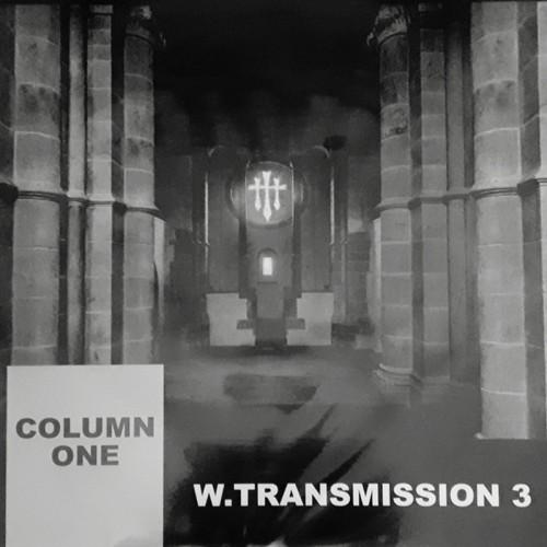 COLUMN ONE 'W. Transmission 3' LP