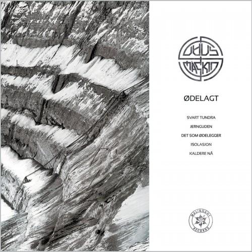 DØDSMASKIN (DODSMASKIN) - Ødelagt LP