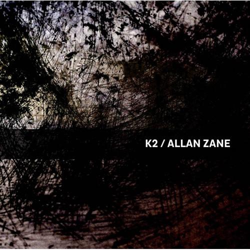 K2 / ALLAN ZANE - Split LP