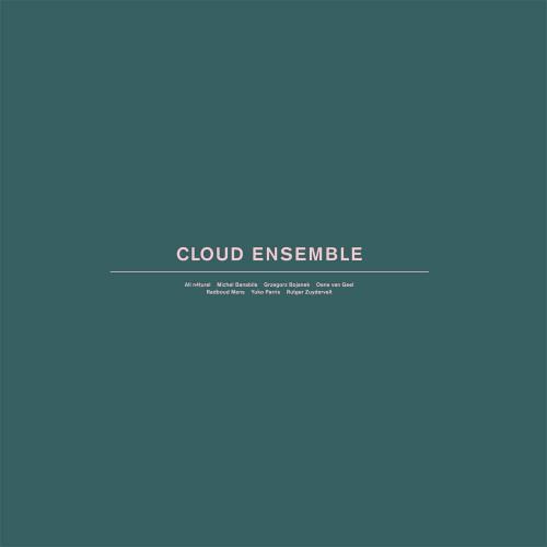 """CLOUD ENSEMBLE – Cloud Ensemble 10"""""""