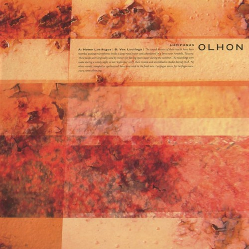 "OLHON – Lucifugus 10"""