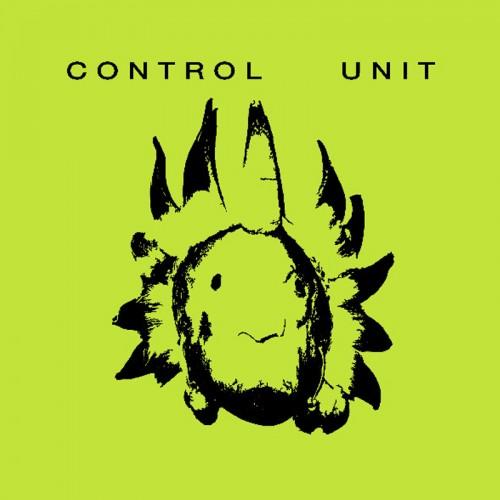 "CONTROL UNIT- Bloody Language (black) 7"""