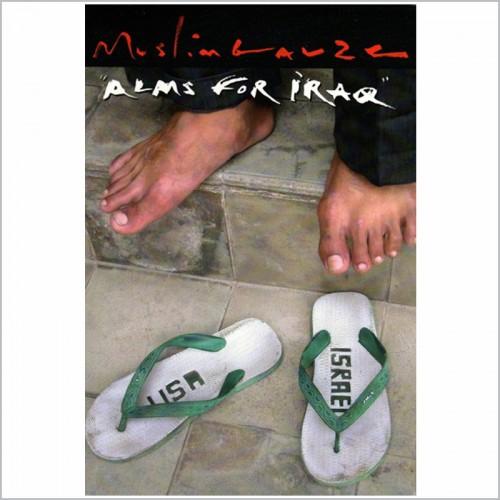 MUSLIMGAUZE - Alms For Iraq CD