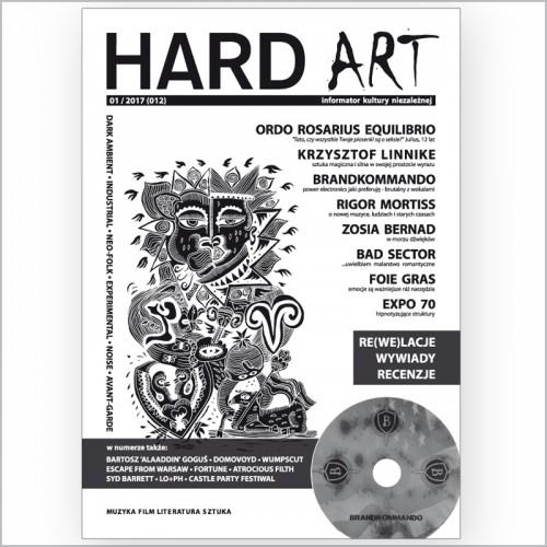 HARD ART nr 12 /numer niekompletny/
