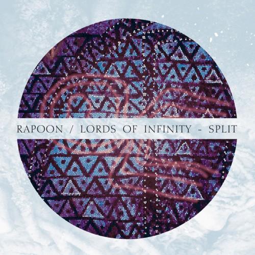 RAPOON / LORDS OF INFINITY - Split CD