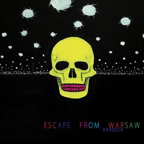 ESCAPE FROM WARSAW 'Korozje' CD