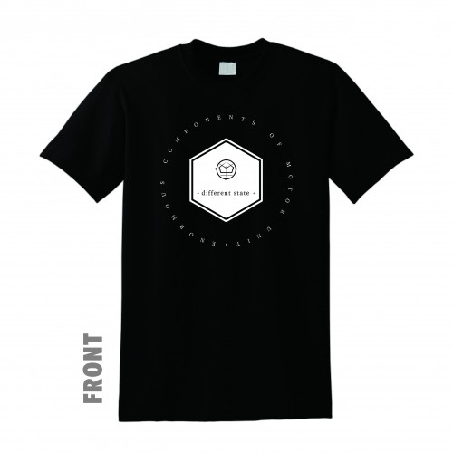 T-SHIRT: DIFFERENT STATE (Enormous Components of Motor Unit)