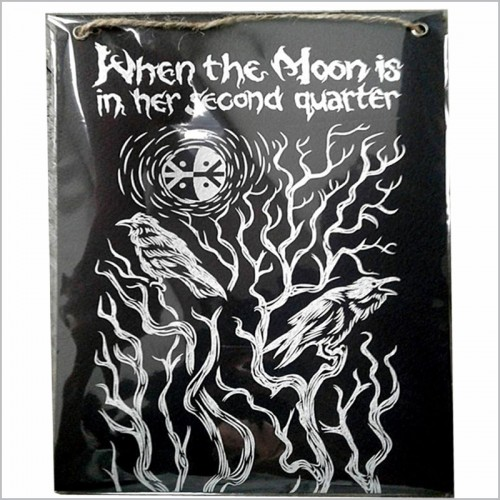 WHEN THE MOON IS IN HER SECOND QUARTER – When The Moon...