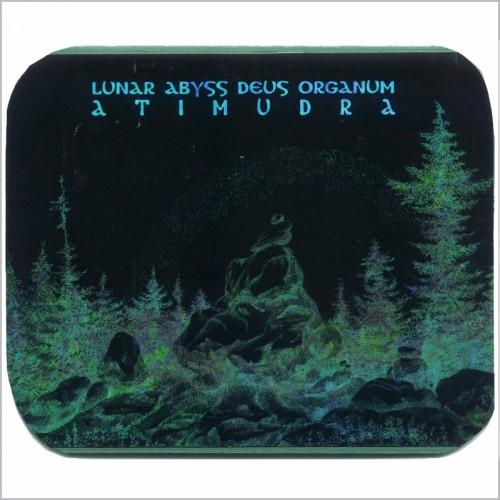 LUNAR ABYSS DEUS ORGANUM - Atimudra CD