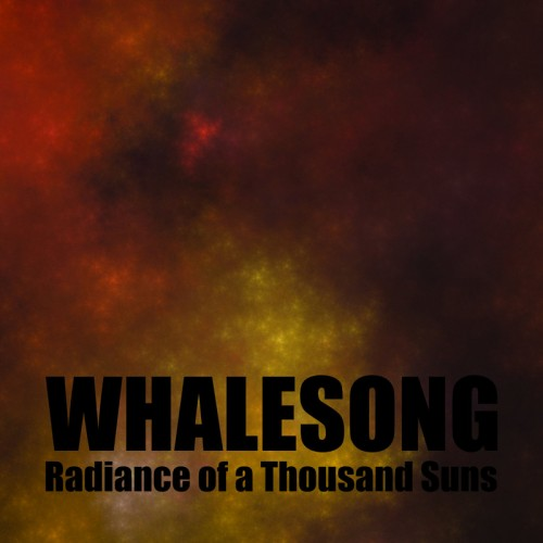 WHALESONG - Radiance Of A Thousand Sun 2CD
