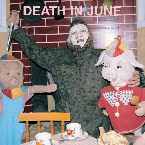 DEATH IN JUNE – All Pigs Must Die CD