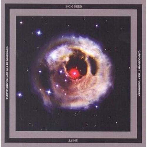 SHIFT / SICK SEED - Split CD