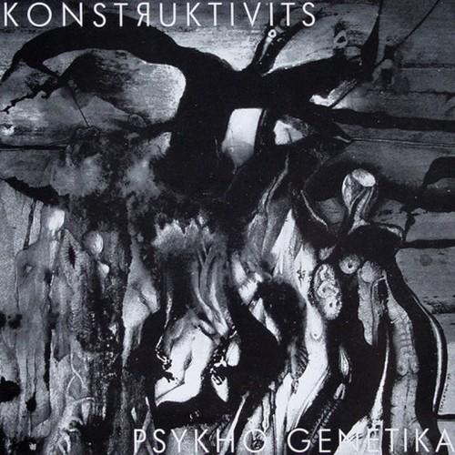 KONSTRUKTIVISTS - Psykho Genetika CD