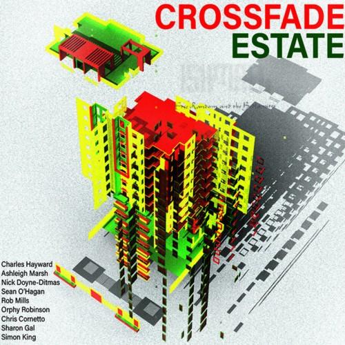 CHARLES HAYWARD Crossfade Estate CD