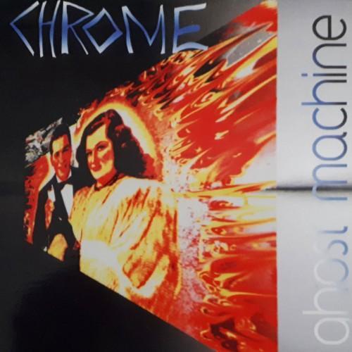 CHROME - Ghost Machine CD