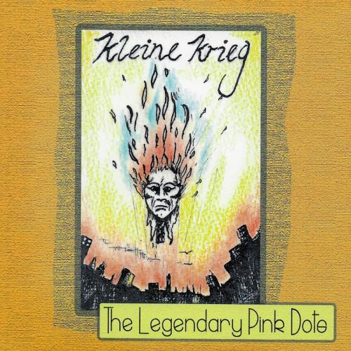 THE LEGENDARY PINK DOTS 'Kleine Krieg' 2CD