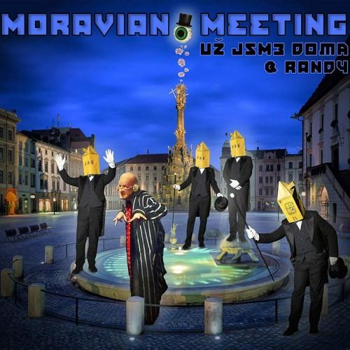 UZ JSME DOMA & RANDY - Moravian Meeting CD