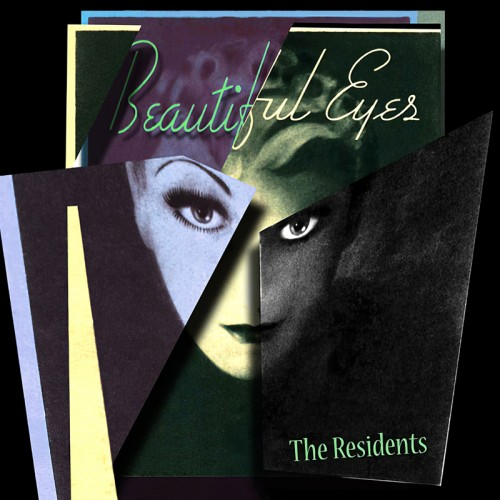 copy of THE RESIDENTS -  Beautiful Eyes CD