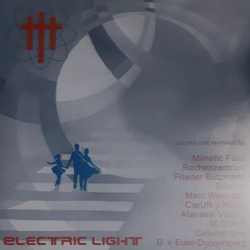 COLUMN ONE 'Electric Light' CD