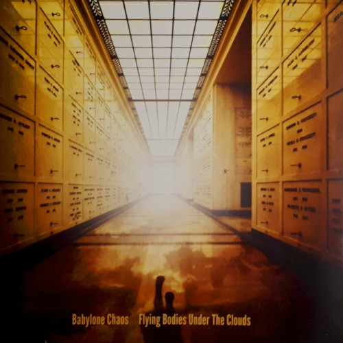BABYLONE CHAOS - Flying Bodies Under The Clouds CD