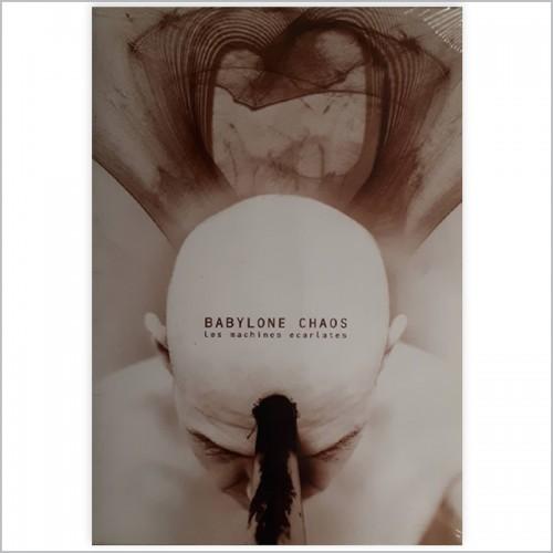BABYLONE CHAOS - Les Machines Ecarlates CD