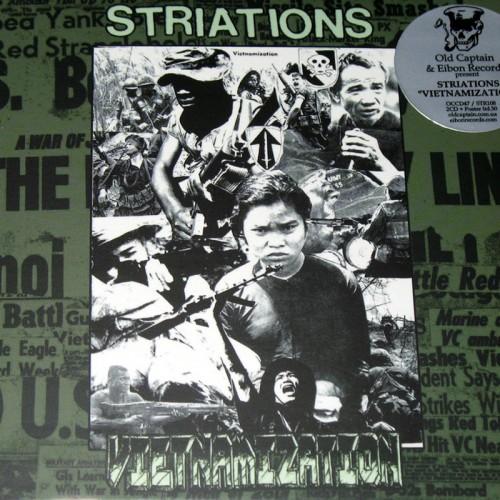 STRIATIONS – Vietnamization 2CD