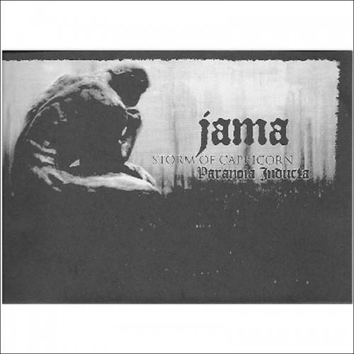 PARANOIA INDUCTA / STORM OF CAPRICORN - Jama CD