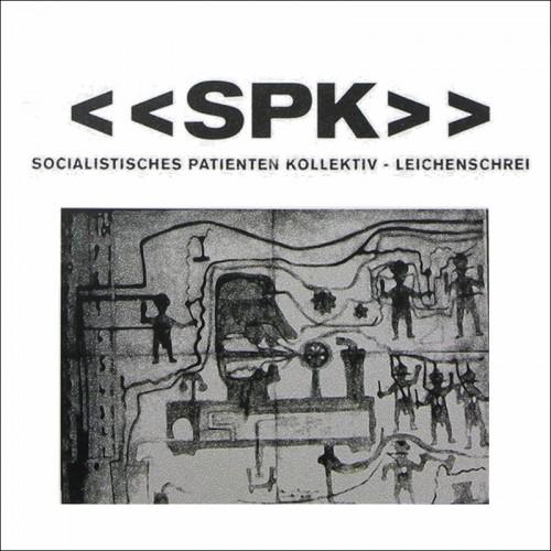 SPK - Leichenschrei CD