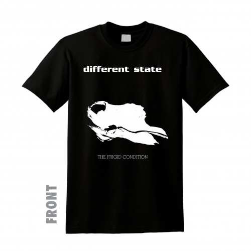 T-SHIRT - DIFFERENT STATE - (The Fridgid Condition Motive)