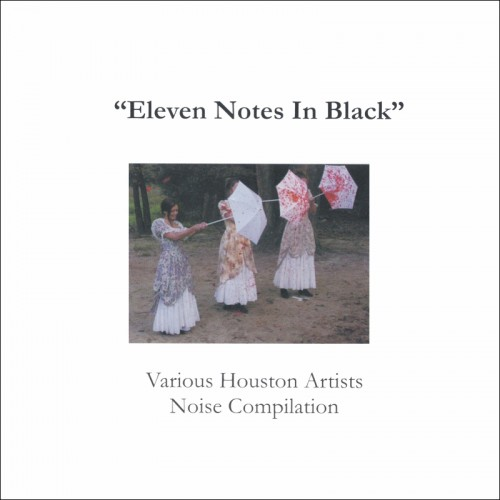 V/A -  MS-019 VARIOUS HOUSTON ARTISTS NOISE COMPILATION -...